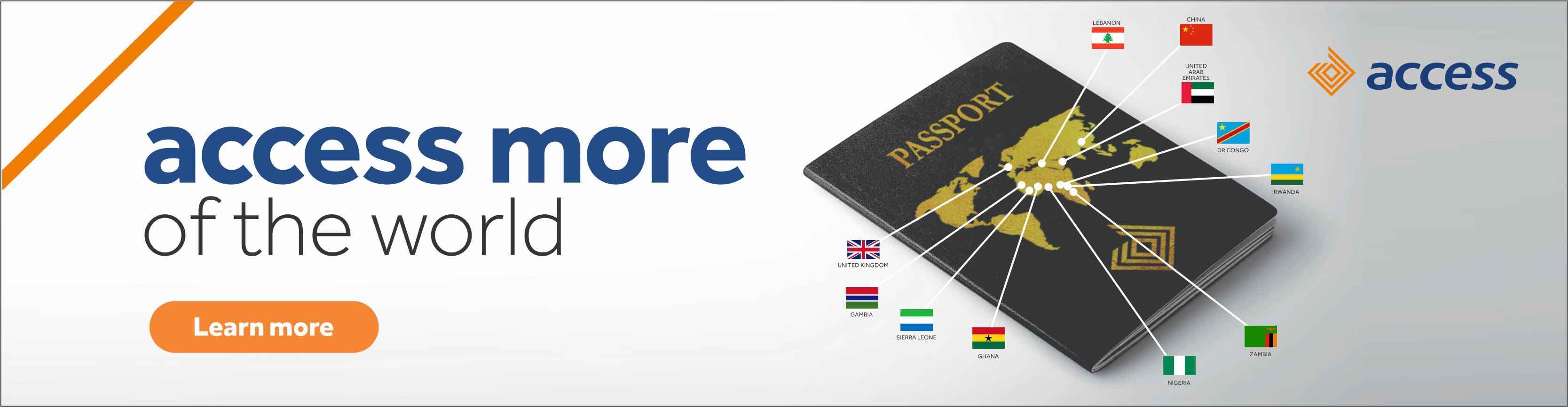 Access Bank Ad