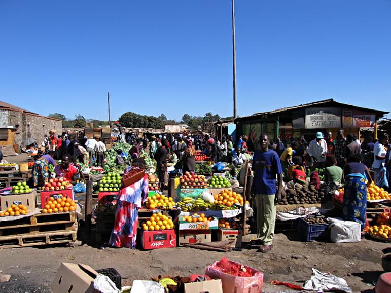 Chisokone MarketKitwe