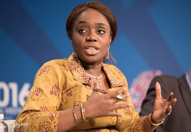 Kemi Adeosun, the finance minister, Kemi Adeosun's Resignation