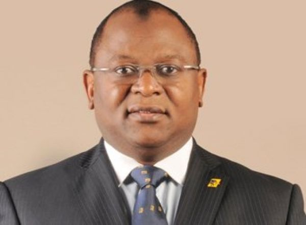Adesola Adeduntan, Executive Director/CFO of First Bank of Nigeria,