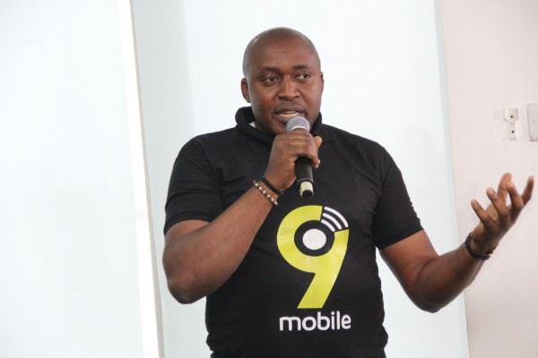 Boye Olusanya, 9mobile's Chief Executive