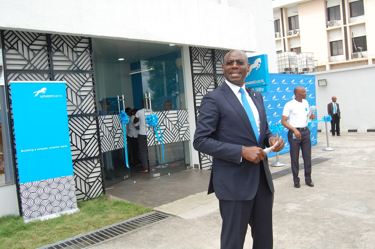 Emeka Emuwa, the Chief Executive Officer of the bank,
