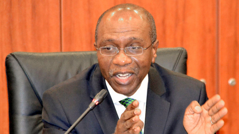 Godwin Emefiele, CBN Governor Businessamlive