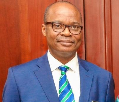 Ernest Addison, the governor of Ghana's central bank