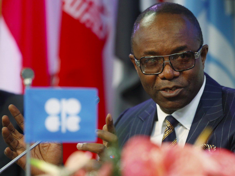 Emmanuel Ibe Kachikwu, Nigeria Oil Minister