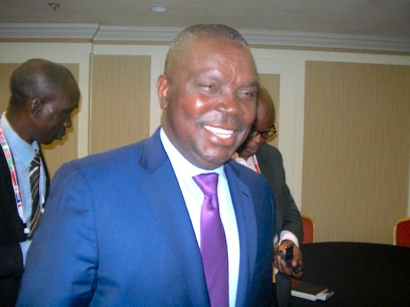 Austin Avuru, CEO of Seplat Petroleum Development Company Plc