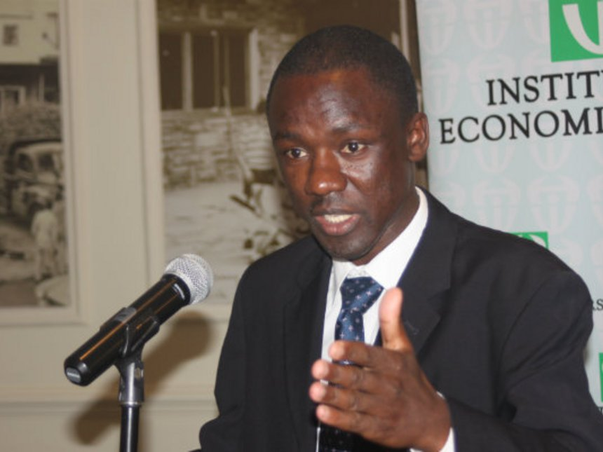 Kwame Owino, chief executive officer of the Institute of Economic Affairs