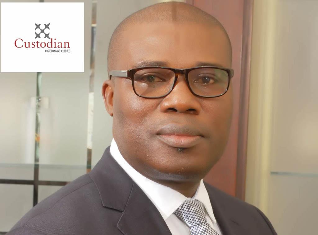 Larry Ademeso, the Managing Director, Custodian Life Assurance Ltd