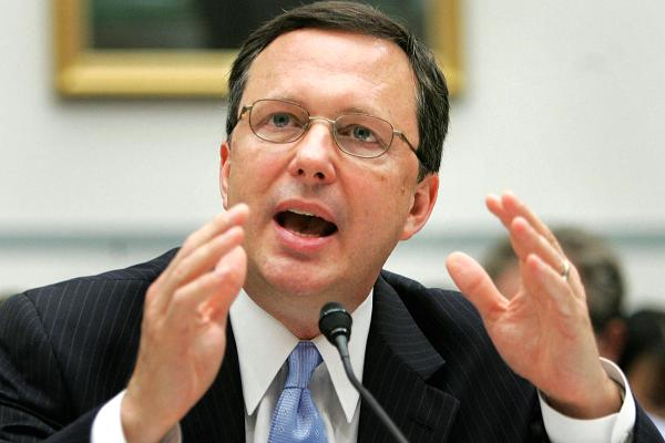Michael Brown, the former head of U.S's Federal Emergency Management Agency