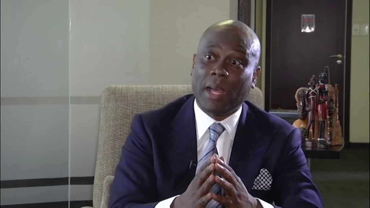 Herbert Wigwe, Access Bank's chief executive