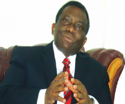 Isaac Adewole, minister of health