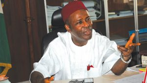 Ogbonnaya Onu, Nigeria's Minister of Science and Technology, Traditional Medicine
