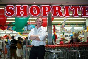 Pieter Engelbrecht, Chief Executive Officer, Shoprite