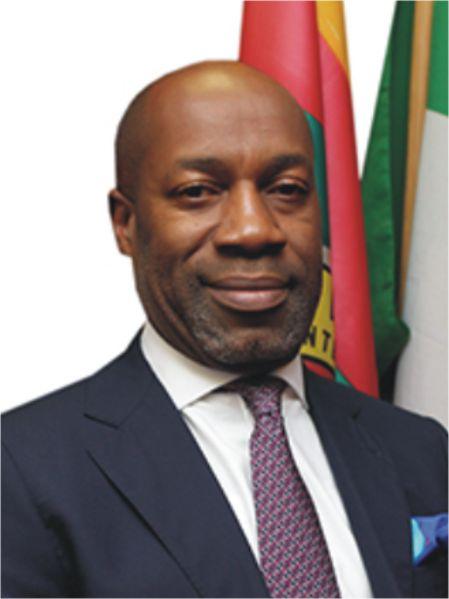 Roland Ewubare new head NAPIMS