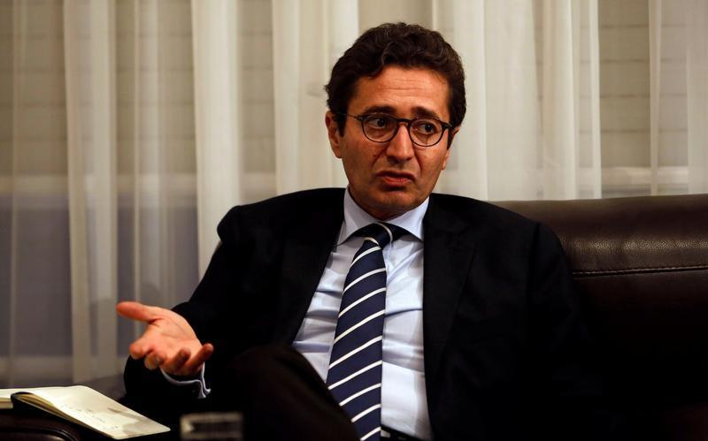 Fadhel Abdelkefi, Tunisia's Interim Finance Minister