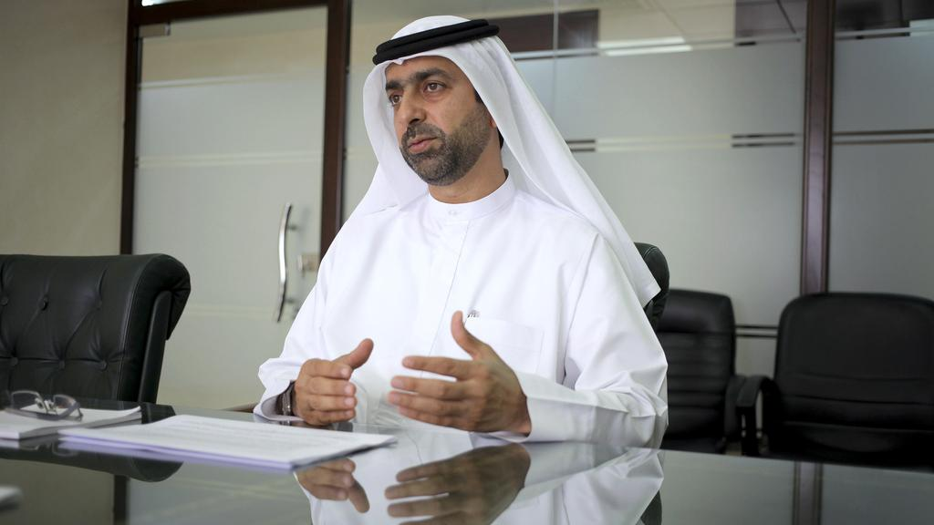 Younis Al Khoori, Undersecretary at Ministry of Finance,