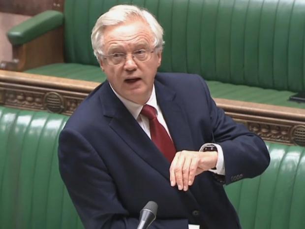David Davis, European Union(EU), Brexit Secretary