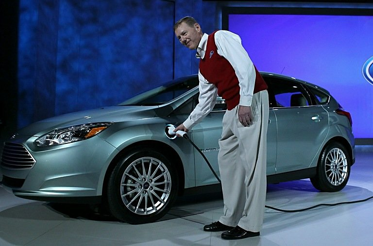Alan Mulally, Ford Motor Company President and CEO