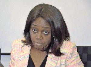 Kemi Adeosun, Nigeria Finance Minister