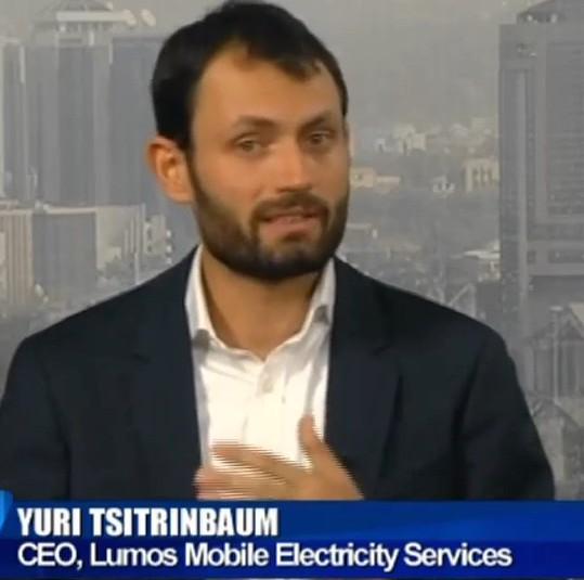 Yuri Tsitrinbaum