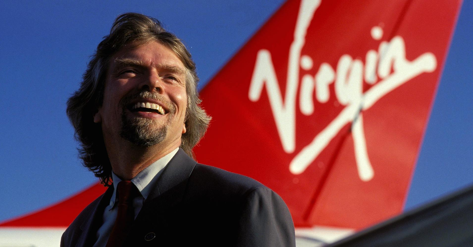 when richard branson s airline won 945 000 from a lawsuit he gave
