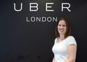 Jo Bertram, Uber's UK General Manager