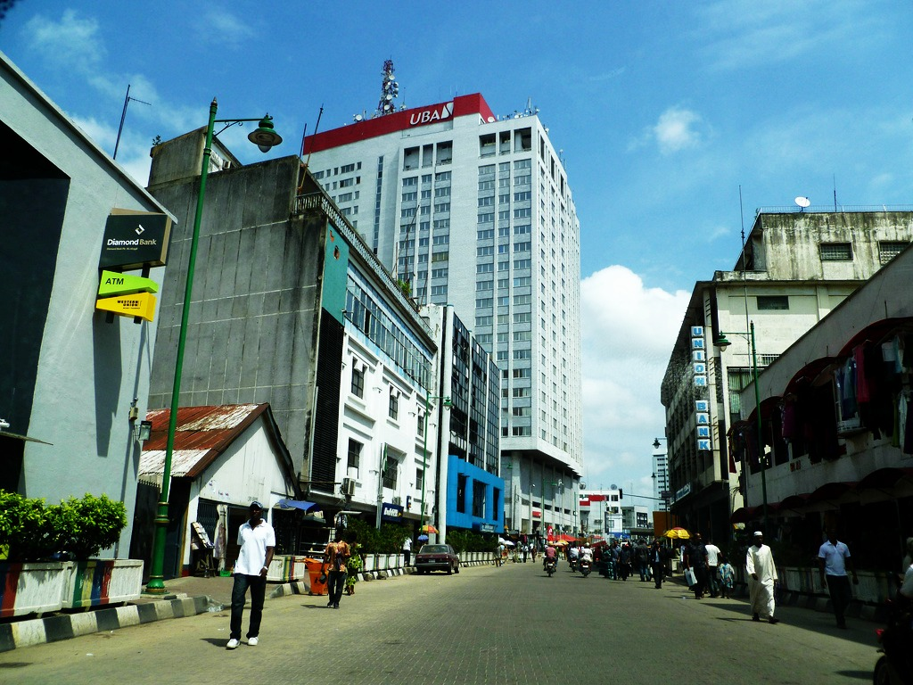 Broad Street, Lagos
