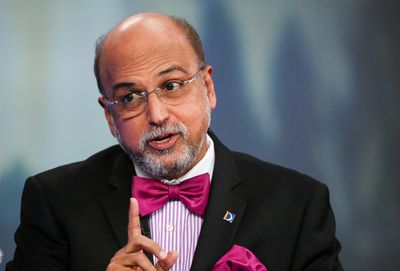 Doha Bank Group CEO R. Seetharaman