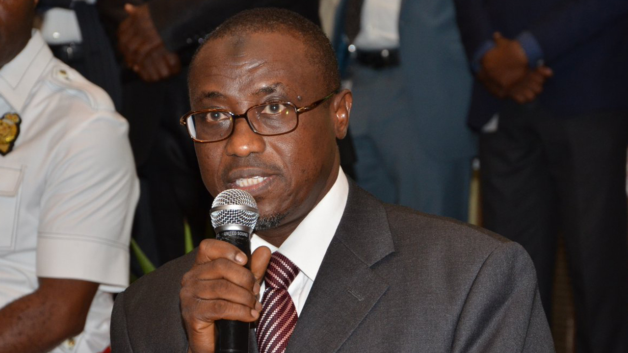 Maikanti Baru, NNPC group managing director,