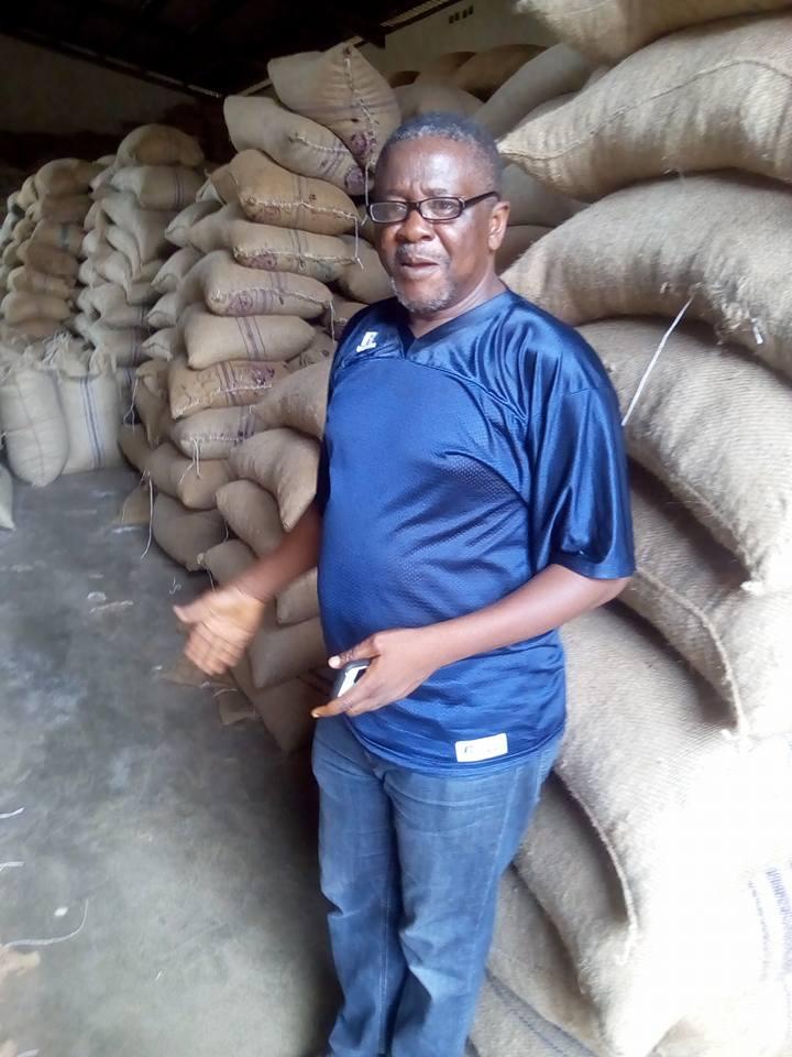 Sayina Riman, president of the Cocoa Association of Nigeria