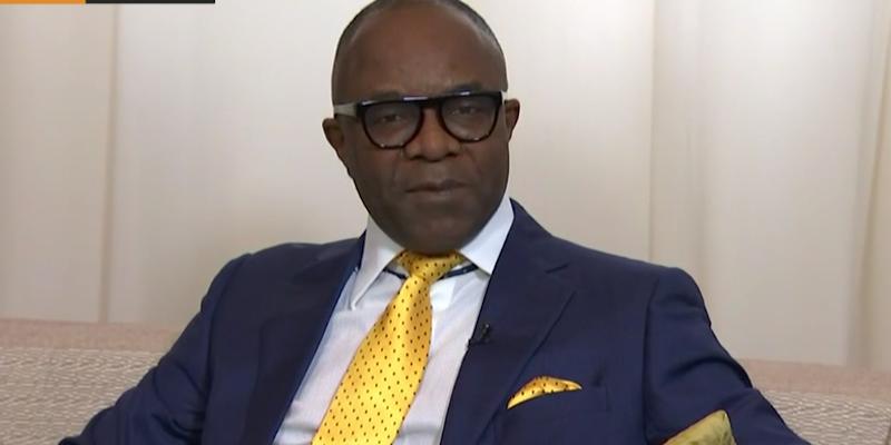 Nigerian Oil Minister Emmanuel Kachikwu discusses Nigeria's oil output