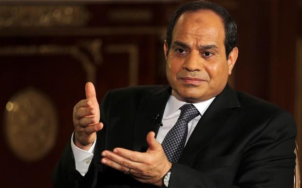 Abdel-Fattah al-Sisi, Egyptian President