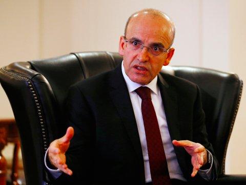 Prime Minister Mehmet Simsek