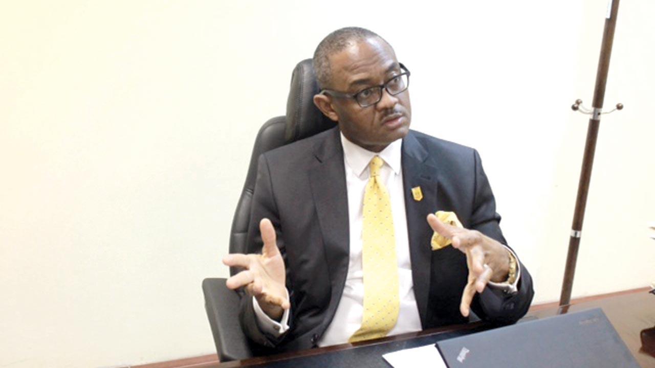 Alex Okoh, BPE's director-general