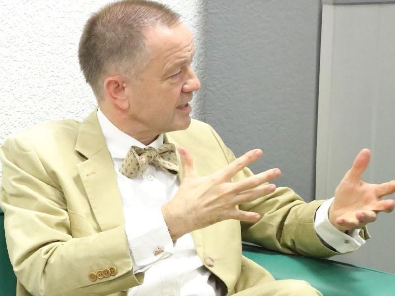 Bernhard Schlagheck, the German Ambassador to Nigeria