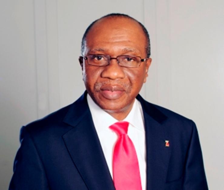 Godwin Emefiele, Central Bank of Nigeria's governor