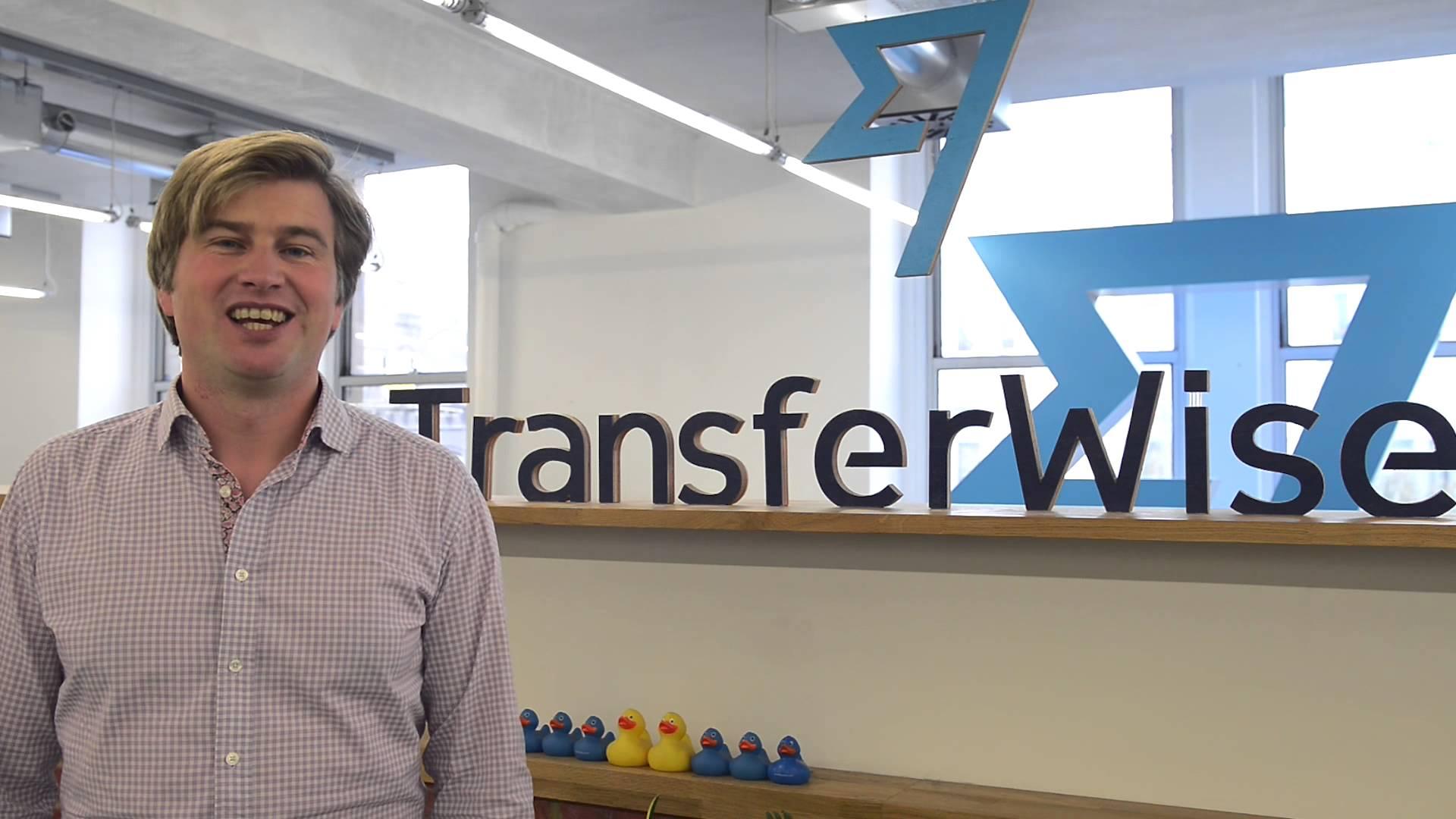 Kristo Kaarmann, CEO, Transferwise