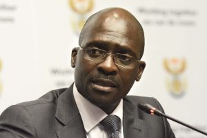 Malusi Gigaba, South African finance minister