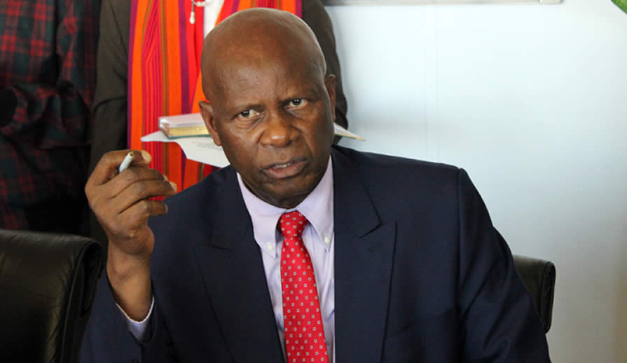 Minister of Finance Patrick Chinamasa