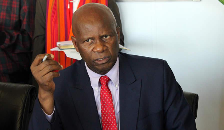 Minister of Finance Patrick Chinamasa