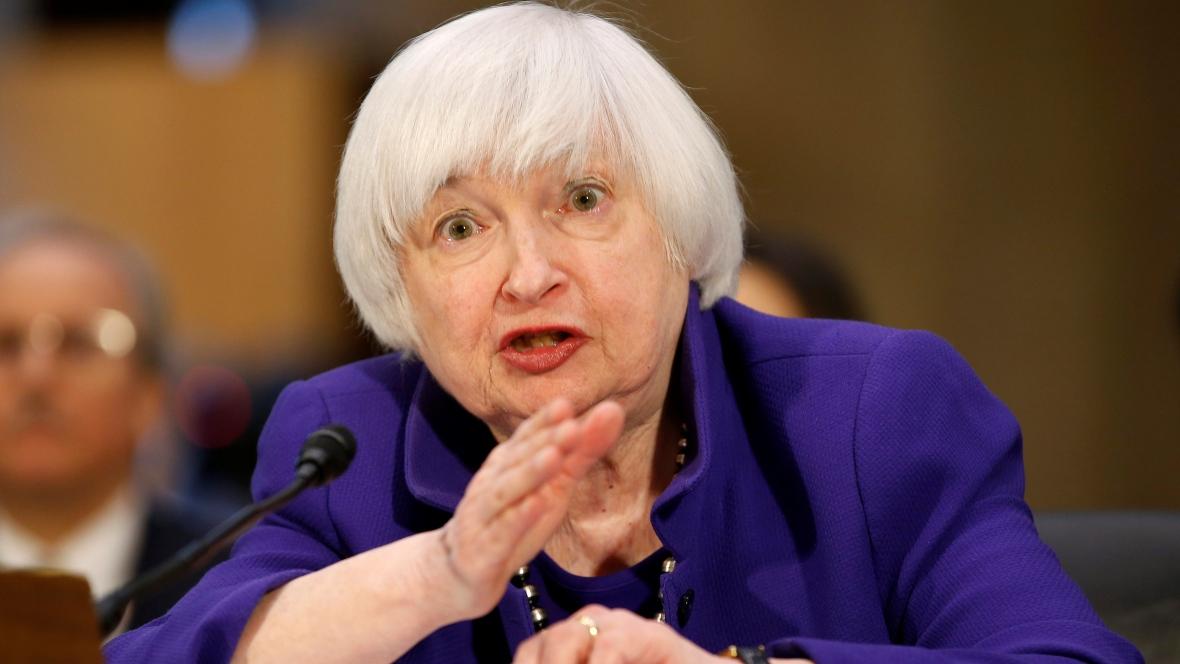 US Fed's Yellen