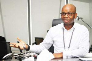 Uzoma Dozie, Diamond BankChief Executive Officer