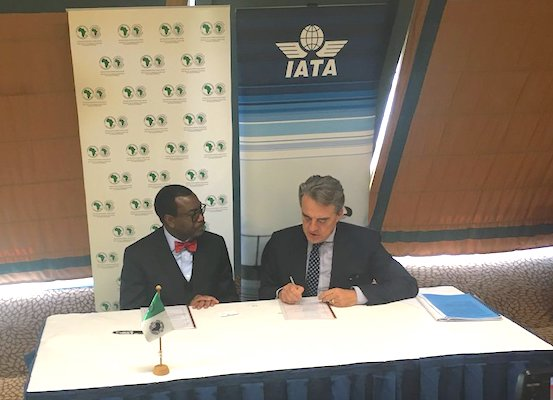 AFDB signs MOU to formalise partnership and collaboration to promote infrastructure and other areas of development across aviation in Africa.