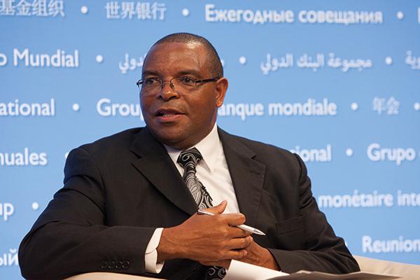 Denny Kalyalya, Zambia's central bank governor