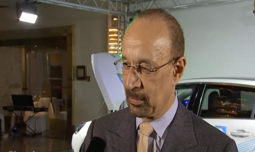 Khalid Al-Falih,Saudi Arabia's Energy Minister