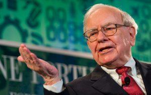 Warren Buffett, Chairman and CEO, Berkshire Hathaway Inc.