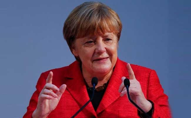 Angela Merkel, Germany's Chancellor