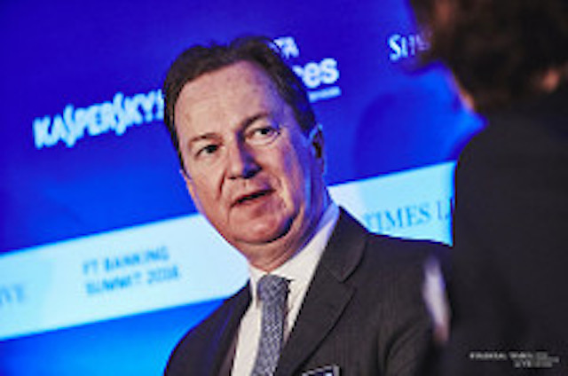 Phillip Monks, Aldermore Chief Executive Officer