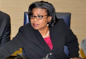 Patience Oniha Director-General, Nigeria's Debt Management Office (DMO)