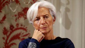 Christine Lagarde, International Monetary Fund (IMF) chief